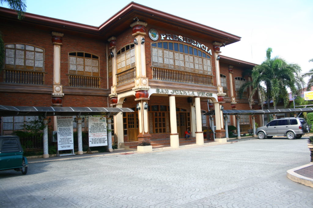 San Juan Municipal Hall - San Juan La Union