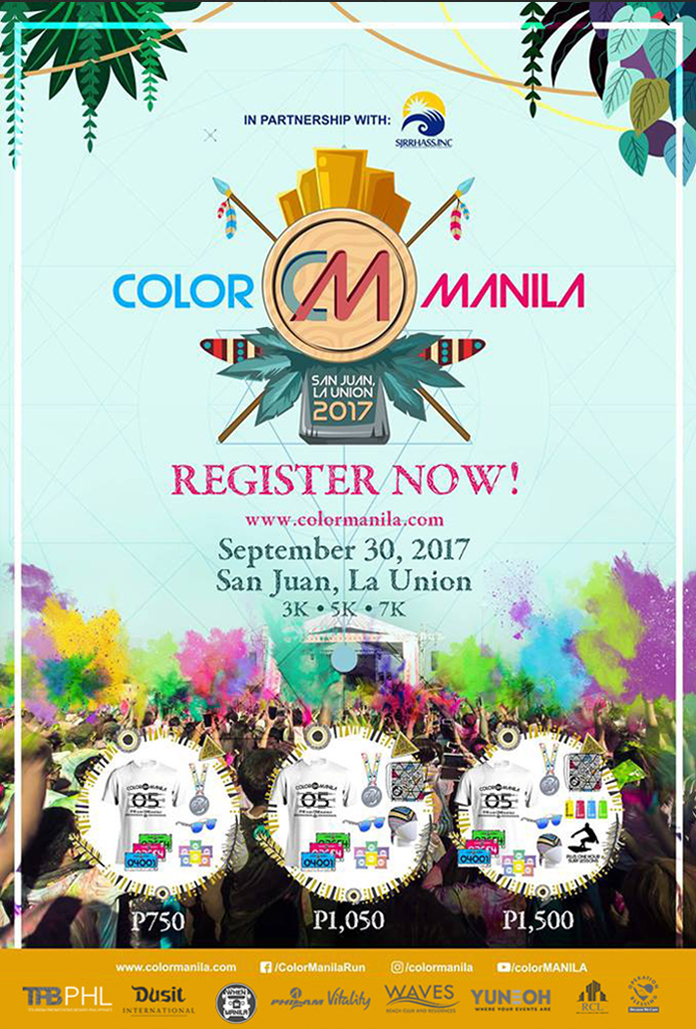 fun run san juan la union